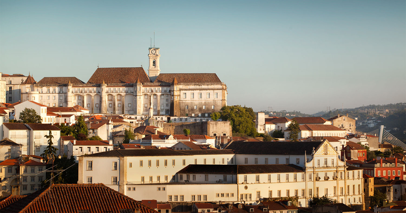 University of Coimbra, Alta and Sofia